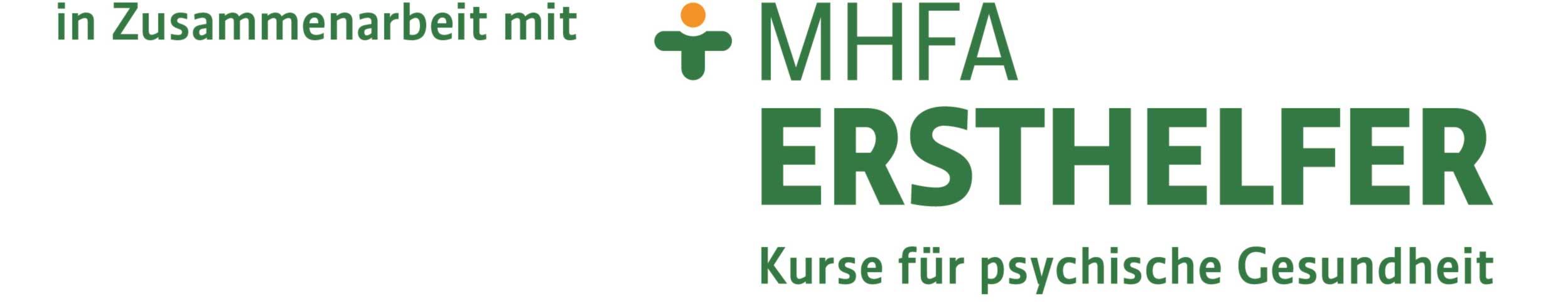 MHFA Ersthelfer Kurse für psychische Gesundheit